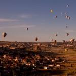 Capadoccia, Turkey.