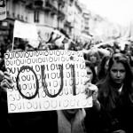 Oui, oui, oui! | Paris Manif 2012/2013  @Rafael Duarte